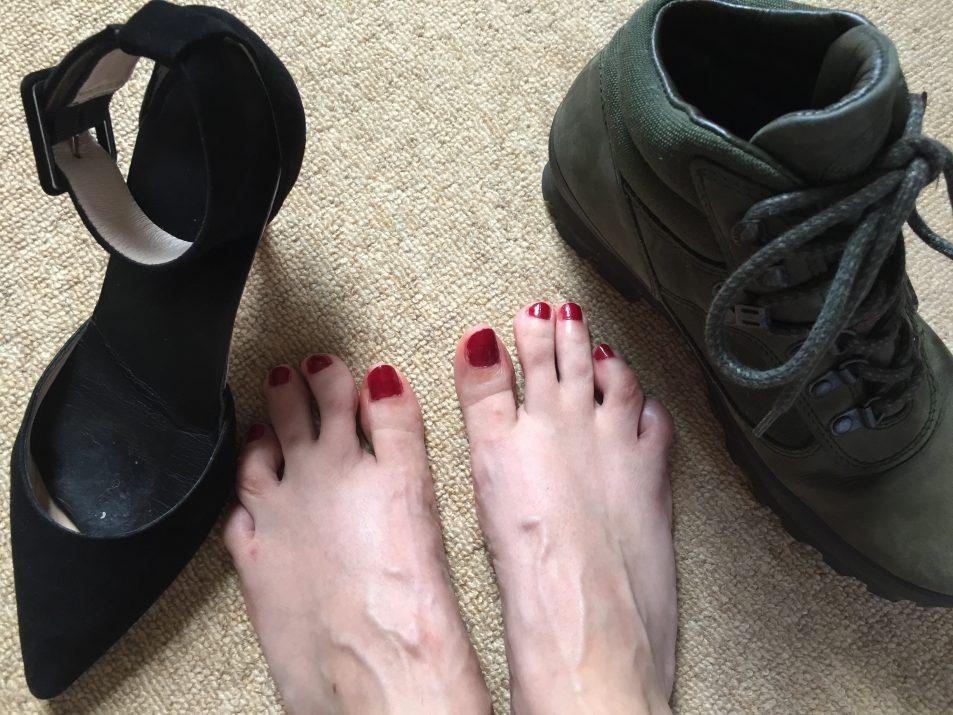women's shoes that accommodate orthotics