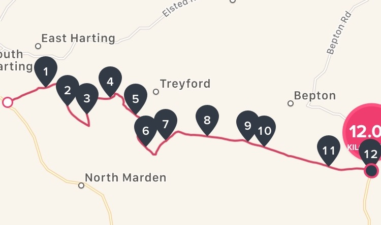 Map of harting down to cocking SDW diff-abled