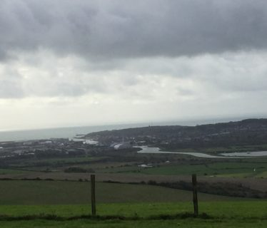 View over Newhaven