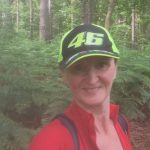 5K walk in Ockham Common Jill Pringle