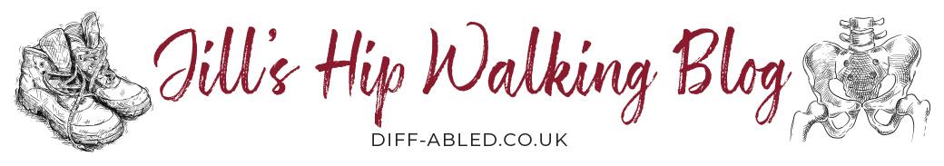 Jill's Walking Blog